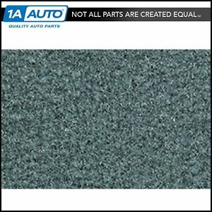 For 1977 Chevy Malibu 2 Door Cutpile 4643 Powder Blue Complete Carpet Molded