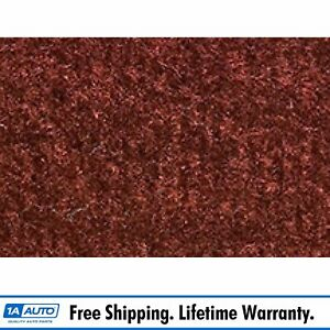 For 83 95 Ranger Regular Cab Cutpile 7298 maple canyon Complete Carpet Molded