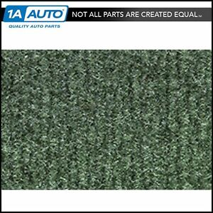 For 1977 Chevy Malibu 2 Door Cutpile 4880 Sage Green Complete Carpet Molded