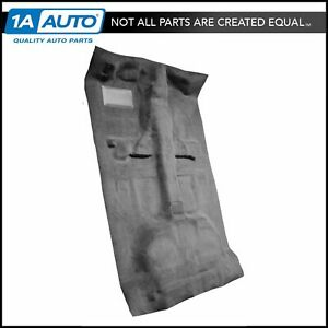 For 2001 04 Toyota Tacoma Cutpile 801 Black Complete Carpet Molded Double Cab