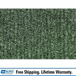 For 1977 Chevy Malibu 4 Door Cutpile 4880 Sage Green Complete Carpet Molded