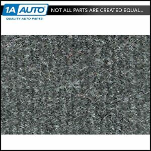 For 2005 13 Toyota Tacoma Crew Cab Cutpile 903 Mist Gray Complete Carpet Molded