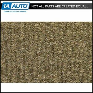 For 90 93 Geo Metro Convertible Cutpile 9777 Medium Beige Complete Carpet Molded