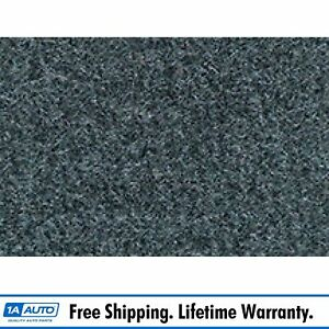 For 95 01 Gmc Jimmy S 15 2 Door Cutpile 8082 crystal Blue Complete Carpet Molded