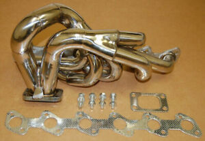 For Bmw E30 Stainless Steel Turbo Header Manifold T3 Rhd Lhd T3t4 Gaskets