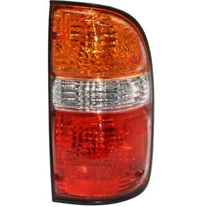 Tail Light For 2001 2004 Toyota Tacoma Passenger Side
