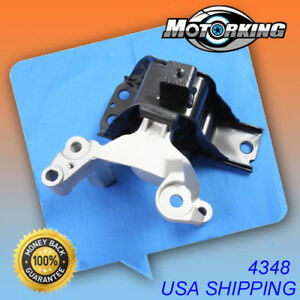 Front Rh Right Passenger Side Engine Motor Mount For 07 11 Nissan Sentra 2 0l