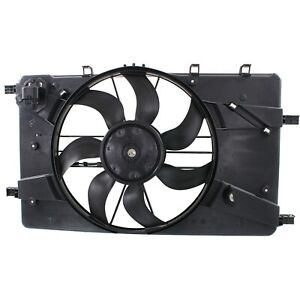 Radiator Cooling Fan For 2011 2014 Chevrolet Cruze 2012 2016 Buick Verano
