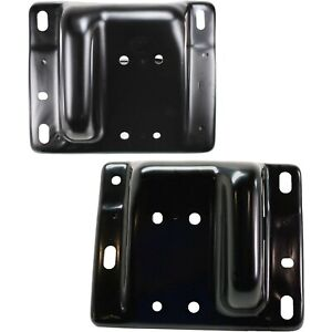 Bumper Bracket Set For 2003 2010 Dodge Ram 2500 2011 18 Ram 2500 3500 Front 2pc
