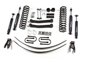 Zone Offroad J8n 4 5 84 01 Jeep Cherokee Xj Lift Kit Chrysler 8 25 Rear Axle