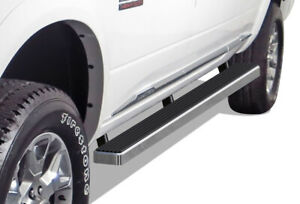 Iboard Running Boards 4 Inches Fit 10 20 Dodge Ram 2500 3500 Mega Cab