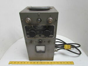 Brunt Faultfinder 58 Accidental Ground Locator Hypot Hipot Hi Pot Tester