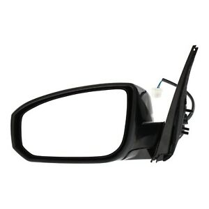 Power Side View Mirror Driver Left Lh New For 04 08 Nissan Maxima
