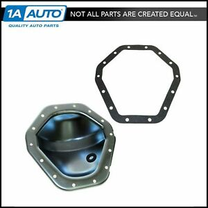 Rear Axle Differential Cover For Chevy Gmc Pickup Truck Van 10 50 Inch Ring Gear