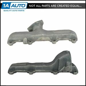 Exhaust Manifold Pair Set Of 2 For 68 76 Ford Truck Pickup F100 F150 F250 F350
