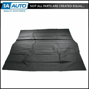 Black Perforated Headliner For 67 69 Plymouth Barracuda Fastback
