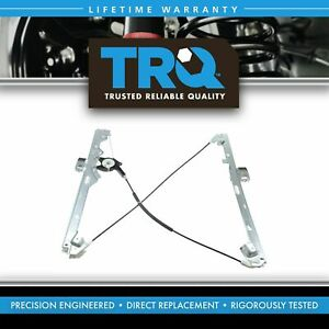 Trq Power Window Regulator Front Passenger Side Right Rh For Chevy Gmc Cadillac