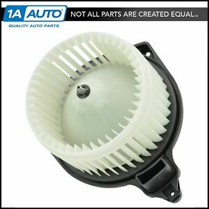 Heater A C Ac Blower Motor W Fan Cage New For 05 13 Toyota Tacoma Pickup Truck