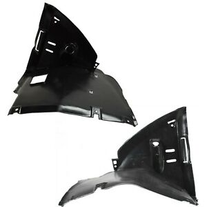Splash Shield For 2001 2006 Bmw 325ci 330ci Front Left Right Side Set Of 2