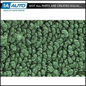 For 1958 Chevy Impala 38 Light Green Carpet Excluding Convertible Models