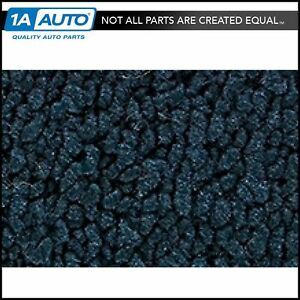 For 1953 54 Chevy 210 Series 4 Door Post 80 20 Loop 07 Dark Blue Complete Carpet