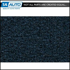 For 1986 97 Ford Ranger Extended Cab Cutpile 9304 regatta Blue Complete Carpet