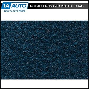 1980 86 Ford F150 Truck Regular Cab 7879 Blue Carpet For 4wd Auto Trans