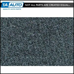 For 1986 97 Ford Ranger Extended Cab Cutpile 8082 crystal Blue Complete Carpet