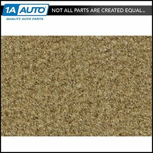 1980 86 Ford F150 Truck Extended Cab 7577 Gold Carpet For 4wd Auto Trans