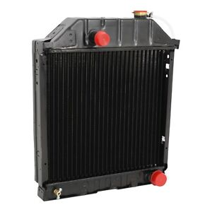 Radiator Fits Ford New Holland 230a 231 233 234 333 334 335 2000 3000 C7nn8005h