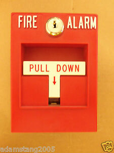 Fire Alarm Pull Station Addressable Non Coded 3401