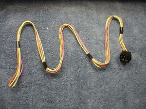New 1968 1969 Camaro Firebird Delco Radio Console 8 Track Repair Harness 68 69