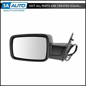 Mirror Power Folding Heated Puddle Signal L Left Driver For 13 Ram 1500 2500