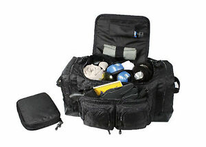 Police Sheriff Security Officer Car Vehicle Seat Patrol Duffle Duty Gear Bag