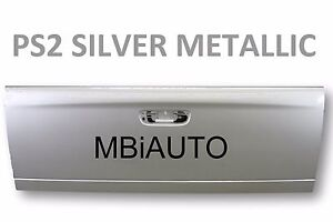 New Painted Ps2 Silver Tailgate For 2002 2009 Dodge Ram Truck 1500 2500 3500