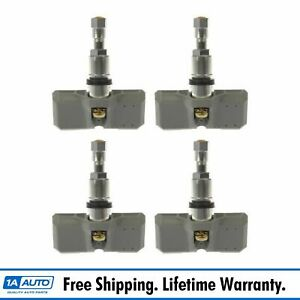 Dorman Tpms Tire Pressure Monitor System Sensor Set Of 4 Kit For Honda