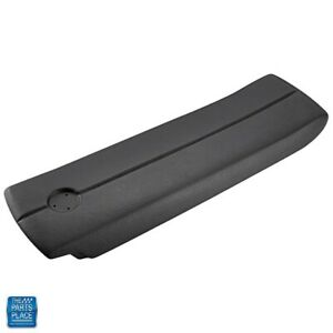 1965 1971 Buick Skylark Gs Accessory Console Lid Pad Black