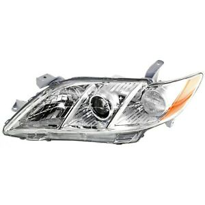 Headlight Headlamp Driver Side Left Lh For 07 09 Camry Le Xle Us Models