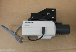 Panasonic Wv bp142 Cctv Camera Tamron 1 3 Cctv Cs Ir Aspherical