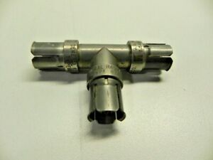 874 t General Radio T connector