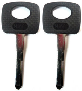 2 New Mercedes benz High Security Ignition Key Blank Fit Many Models S50hf p