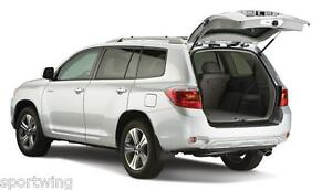 For Toyota Highlander 34017 Rear Bumper Cover Protection Trim 2011 2013