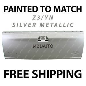 New Painted Z3 Yn Silver Metallic Rear Tailgate For Ford F250 F350 Super Duty