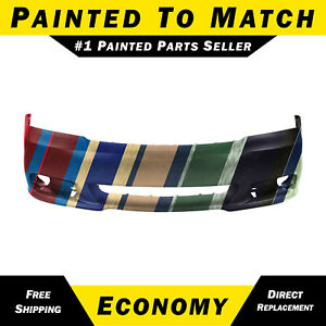 New Painted To Match Front Bumper Cover Fascia For 2011 2014 Dodge Avenger 11 14