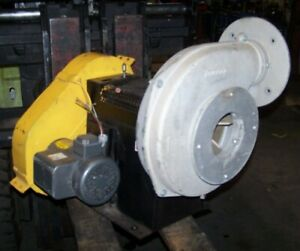 Chicago 3 4 Hp Centrifugal Blower 115 230 Vac 1725 Rpm 1 Phase