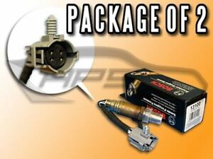 Bosch 13100 Oxygen Sensor Package Of Two Fits Chrysler Dodge Jeep Plymouth