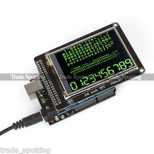 Sainsmart Uno R3 2 8 Tft Lcd Touch Screen Tft Lcd Shield Kit For Arduino