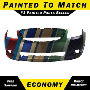 New Painted To Match Front Bumper Cover For 2010 2011 2012 2013 Buick Lacrosse