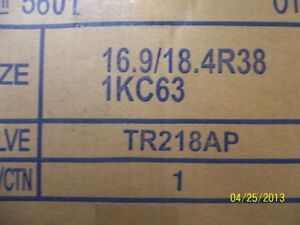 One New Tractor Tube 16 9 18 4x38 16 9x38 18 4x38