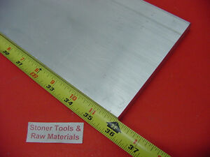 3 4 X 6 Aluminum 6061 Flat Bar 36 Long T6511 75 Solid Plate New Mill Stock